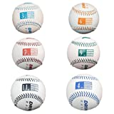 Driveline Leather Weighted Baseballs
