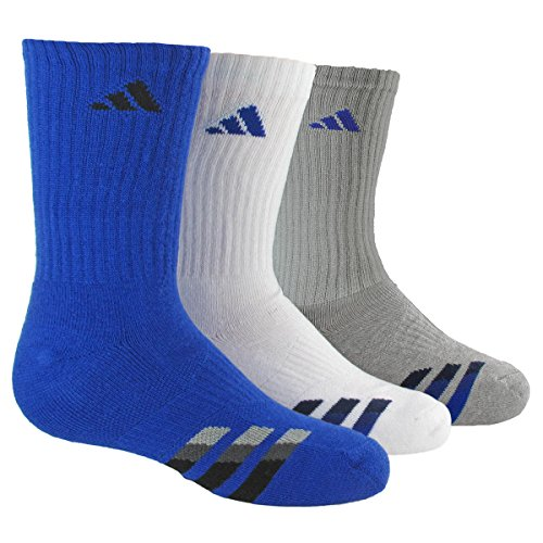 adidas-boys-cushion-crew-socks-pack-of-3-bold-blue-black-white-bold-blue-heathered-light-onix-bold-b