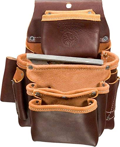 Occidental Leather 5062LH 4 Pouch Pro Fastener (Left Handed Tool Belt)