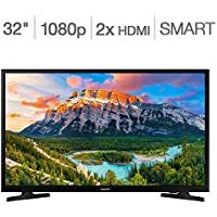 Samsung 32 Class (31.5 Diag.) 5 Series 1080P Smart Eco Senser LED LCD TV