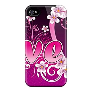 Anti-scratch Grace's Favor Protective Lovely Love Design For SamSung Galaxy S4 Phone Case Cover