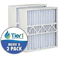 Lennox X0582 16x20x5 MERV 8 Comparable Air Filter - 2PK