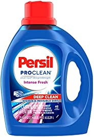 Persil ProClean Power-Liquid Intense Fresh Laundry Detergent, 2.21 Liters