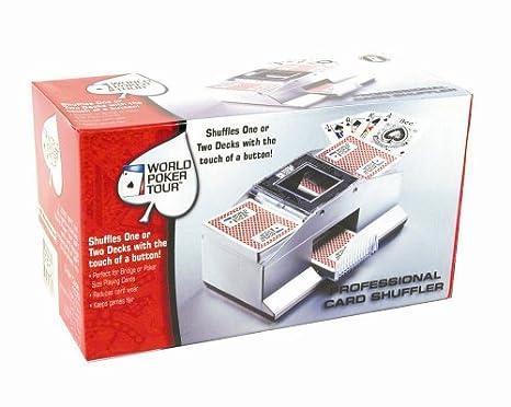 Mezclador de cartas automático (WPT): Amazon.es: Juguetes y ...