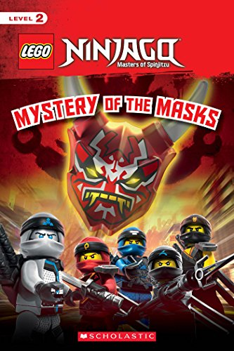 D0wnl0ad Mystery of the Masks (LEGO NINJAGO Reader) K.I.N.D.L.E