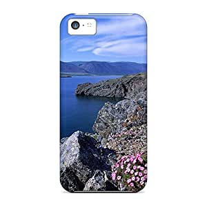 Ideal Cases Covers For Iphone 5c(simple Beauty), Protective Stylish Cases