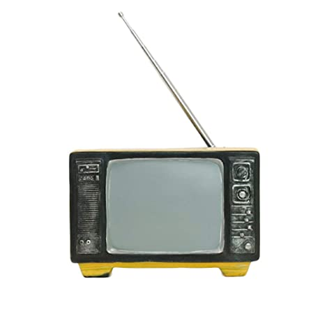Sici Resin Tv Ornamente Retro Industrie Stil Kreative