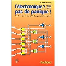 ÉLECTRONIQUE PAS DE PANIQUE T03 (L')