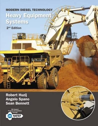 B.E.S.T Modern Diesel Technology: Heavy Equipment Systems [R.A.R]
