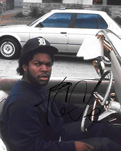 Ice Cube, Boz n the Hood, Signed, Autographed, 8X10 Photo, a COA with the proof photo will be Included.STAR