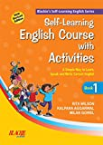 Self Learning English Course With Activities Book-1