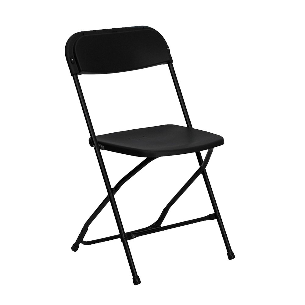 Rigid Folding Chair 800 Lb Capacity Constructed of Lightweight Textured Polypropylene and a Strong Steel Frame Has 800 Lb Capacity Making It Comfortable and Extra Sturdy Easy to Store When Not Needed