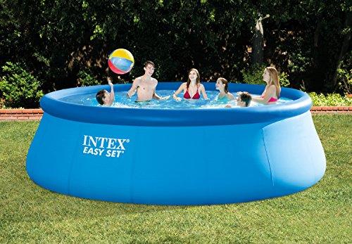 Intex Easy Set Pool Set, 15-Feet by 48-Inch, Blue by Intex (Image #3)