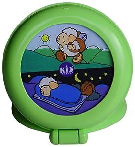 Kidsleep Globetrotter Green from Claessens' Kids