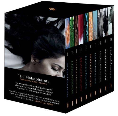 The Mahabharata (10 vol Box Set)