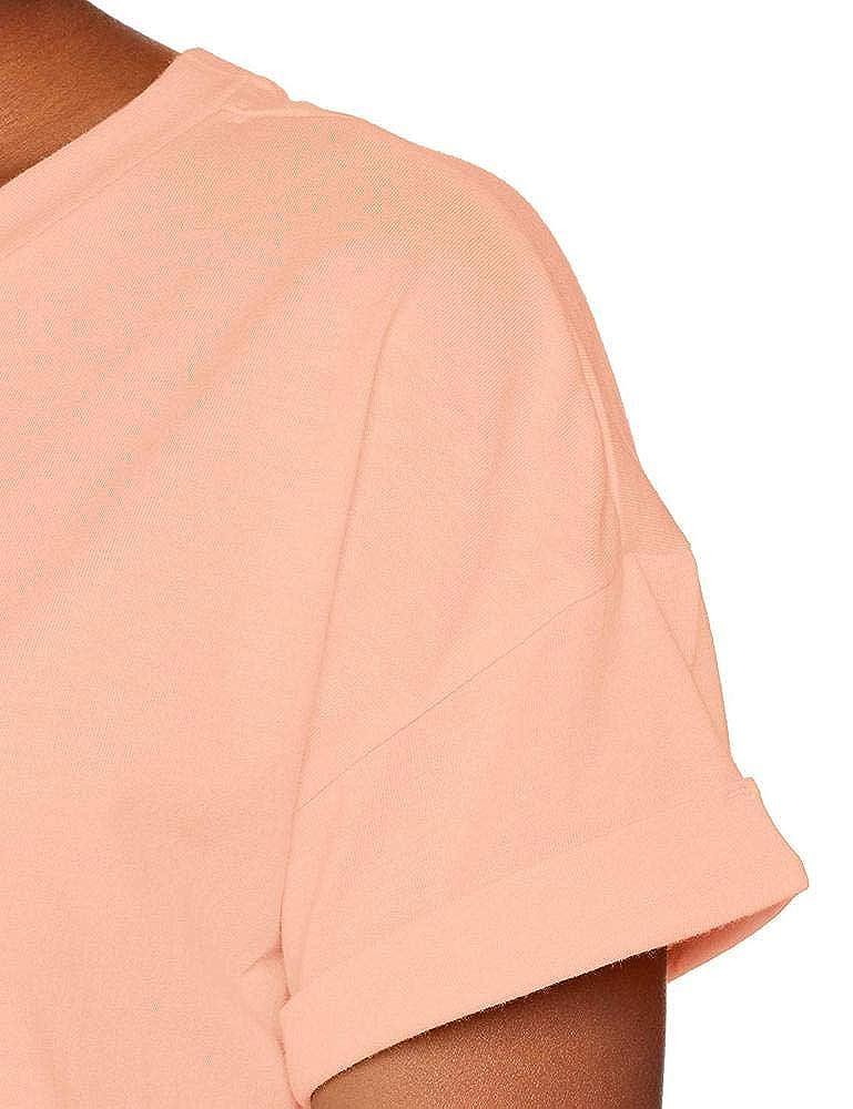 adidas Womens Essentials Linear Loose T-Shirt