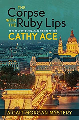 book cover of The Corpse with the Ruby Lips