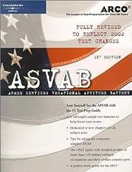 ASVAB 18th Edition (Arco Military Test Tutor)
