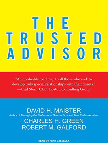 The Trusted Advisor by Brand: Tantor Media (Image #2)