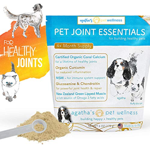 New Cosequin (Pet Joint Essentials Helps Maintain and Repair Healthy Joints - New Reformulated Natural Anti-Inflammatory and Pain Relief - Omega 3 Fatty Acids -Arthritis- Hip Dysplasia - Patella & Knee Problems)