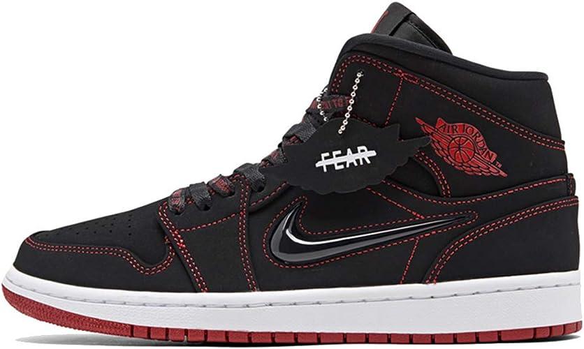 chaussure air jordan 1 mid se fearless