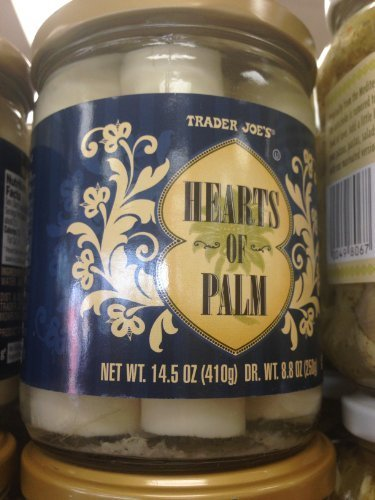 Trader Joe's Hearts of Palm - Online Palms