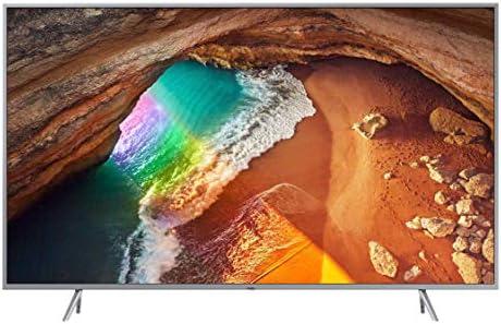 Samsung QE49Q64RATXZT Serie Q64R QLED Smart TV 49″, Ultra HD 4K, Wi-Fi, Silver, 2019 [Esclusiva Amazon]