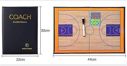ABCCS Plegado De Fútbol/Baloncesto Táctica Magnética Coaching ...