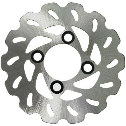 97-18 SUZUKI GSXR600: Driven Sport Series Brake Rotor - Rear (SILVER)