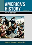 America's History, Value Edition, Combined Volume 8th Edition