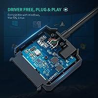 UGREEN Adaptador de USB 3.0 a SATA III con UASP Integrado Cable ...