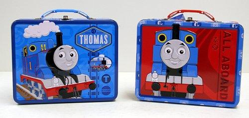 Thomas the Tank Engine metal lunchbox