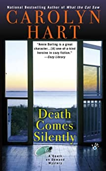 Death Comes Silently (Death on Demand Mysteries Series Book 22) by [Hart, Carolyn]