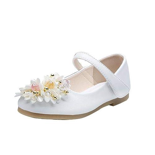 meilleures baskets c3d1b 6eab3 Princesse Chaussures Fille Ballerina Baptême Décoration ...