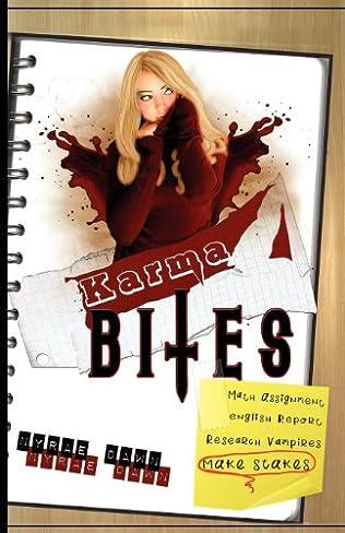 book cover of Karma Bites