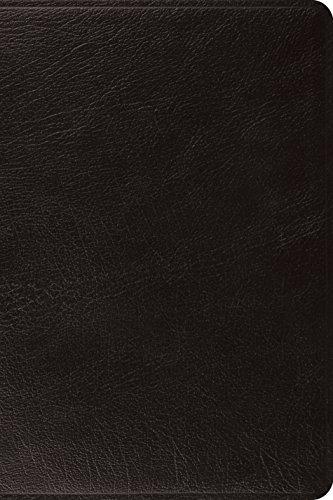 ESV Pastor's Bible (Black)
