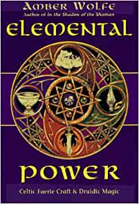 Elemental power celtic faerie craft druidic magic llewellyns flip to back flip to front fandeluxe Images