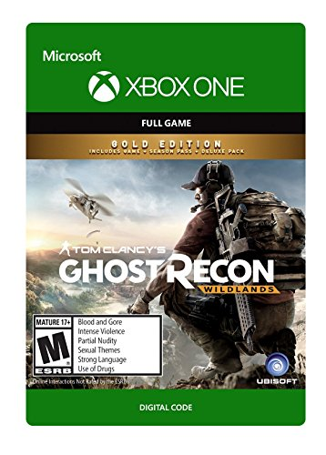 Tom Clancy's Ghost Recon Wildlands - Gold Edition - Xbox One Digital Code by Ubisoft