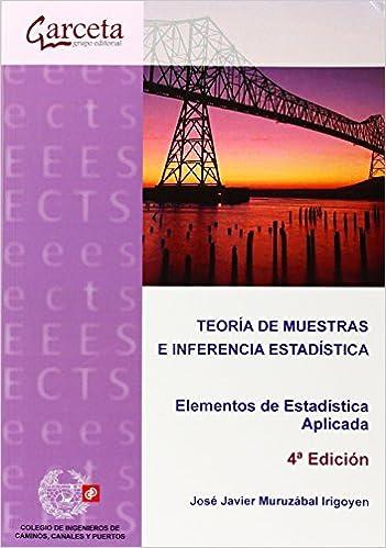 Teoria de Muestras e Inferencia Estadística. Elementos de