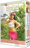 Island Girl Dance Fitness Workout For Beginners: Cardio Hula / Hula Abs & Buns (2 DVD Set)