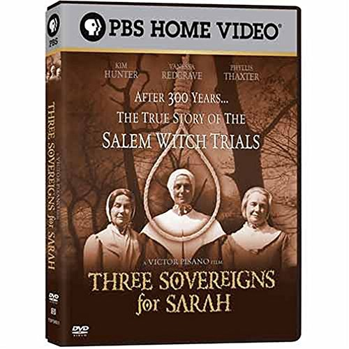 DVD : Three Sovereigns For Sarah (DVD)