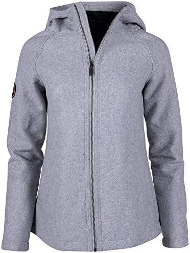 Mountain Khakis Women's Walker Hooded Jacket – Classic Fit, Full Zip Women's Hoodie with 2 Hand Pockets