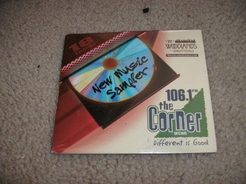 106.1 CHARLOTTESVILLE WCNR NEW MUSIC SAMPLER ()