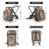 Timber Ridge 3 in 1 Cooler Backpack Foldable