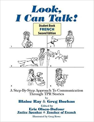 Livres gratuits Look, I Can Talk!: Student Notebook in French pdf ebook