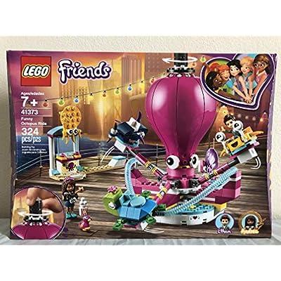 LEGO Friends Funny Octopus Ride Bundled Friends Underwater Loop: Toys & Games