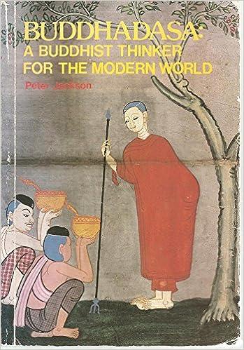 Jackson Buddhadasa Modern World cover art