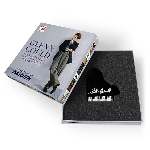 Glenn Gould Remastered - The Complete Columbia Album Collection - USB Edition                                                                                                                                                                                                                                                    <span class=