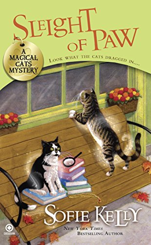 Sleight of Paw: A Magical Cats Mystery cover