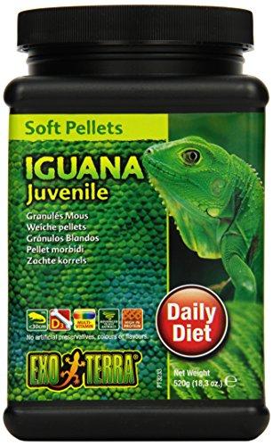 Iguana Food Juvenile Formula - 5